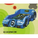 Bigland – Bed Car Batman Comic