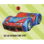 Bigland – Bed Car Superman Comic Sport