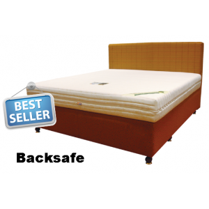 Dunlopillo – Kasur Latex type BACKSAFE Uk.180