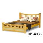 Hakari -Ranjang Ganda Kayu HK-4063