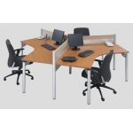 Modera – Partisi 1 Series Workstation-4
