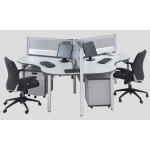 Modera – Partisi 1 Series Workstation-5