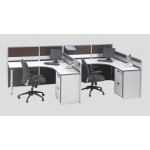 Modera – Partisi 3 Series Workstation-4