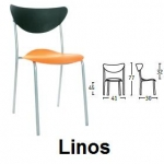 Savello – Kursi Resto type LINOS