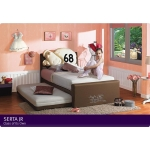 Serta – Kasur 2 in 1 type PEDIC JUNIOR BALLERINA