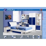 Siantano – Kamar set Anak type EQUITY BLUE