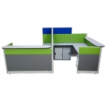 UNO  Partisi Premium Series Workstation 1