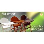 High Chair Babybelle