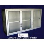 Lemari Gantung – 3 Pintu