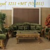 Sofa Spanyol 3.2.1.1 seater + MT + MS