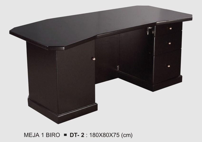 Donati - Meja 1 Biro Melamic Series type DT - 2