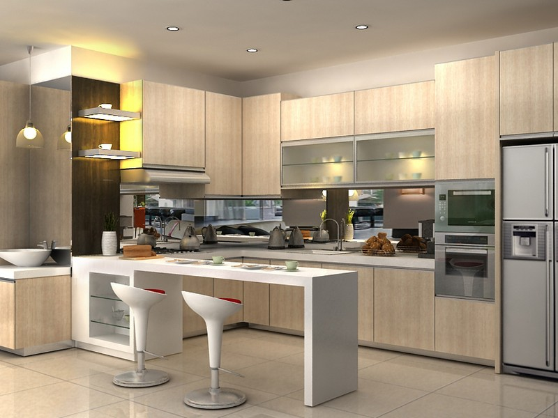 New set gambar kitchen set best kitchen set ideas for Kitchen set bali