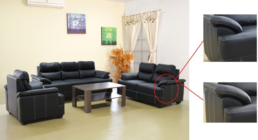 Expo - Sofa type K-002