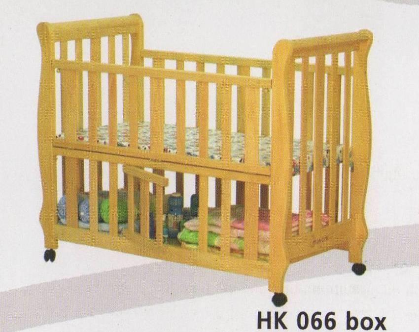 Hakari - Ranjang Bayi & Box type Hana HK-066