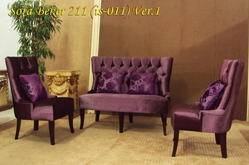 Sofa Baker 2.1.1 Seater ( 1 )