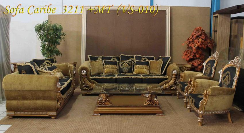 Sofa Caribe 3.2.1.1 Seater  MT  MS