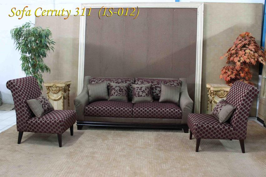 Sofa Cerruty 3.1.1 Seater