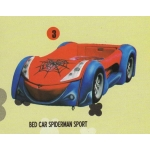 Bigland – Bed Car Spiderman Sport