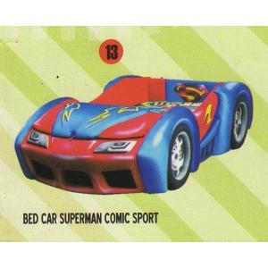 Bigland – Bed Car Superman Comic Sport