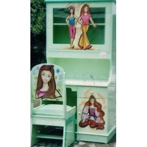 Duco – Meja Belajar Anak Barbie