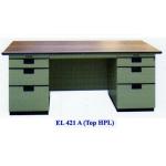Elite – Meja Kantor Besi EL-421 A