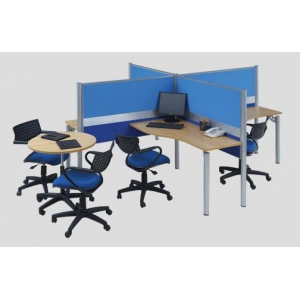 Modera – Partisi 1 Series Workstation-3