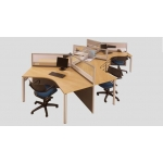 Modera – Partisi 3 Series Workstation-3