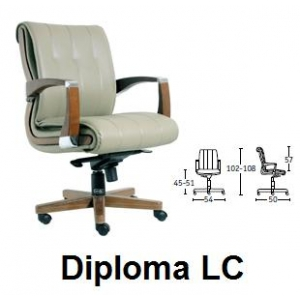 Savello – Manager Chair type DIPLOMA LC