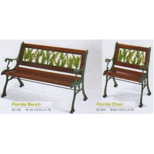 Imax – Bench + Chair type ELEGANCE FLORIDA