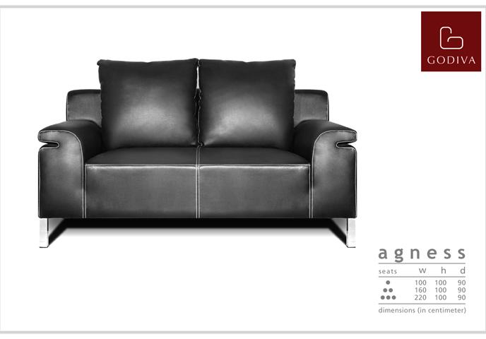 Godiva - Sofa type AGNESS
