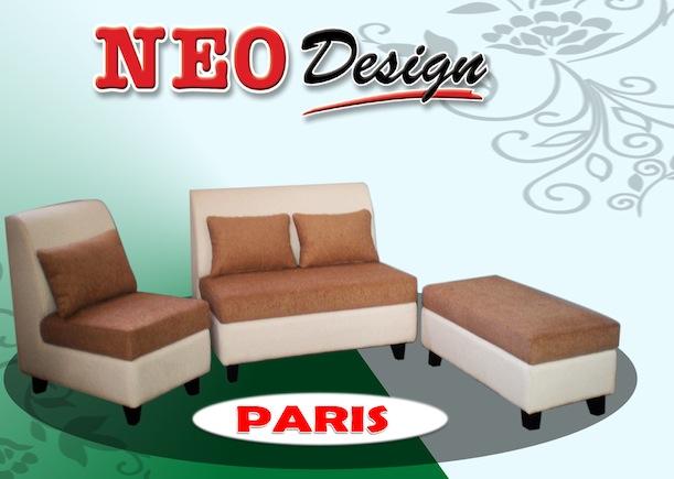 Neo Design - Sofa Paris