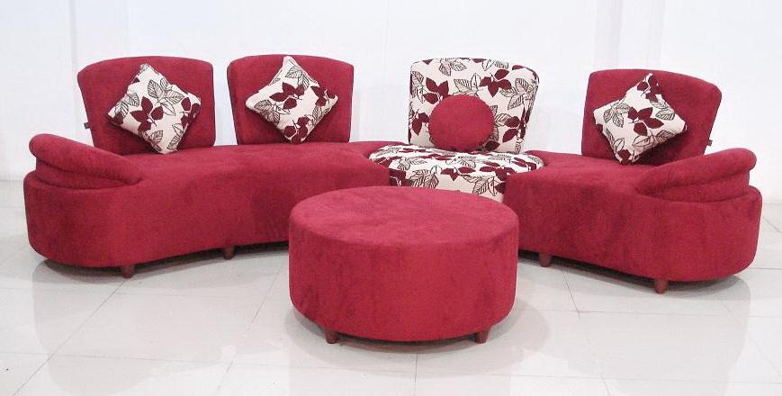 Queen - Sofa type Red Leaf SPxxx